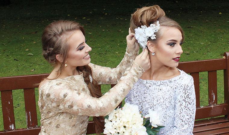 Tina Kelly Wedding Hair & Makeup