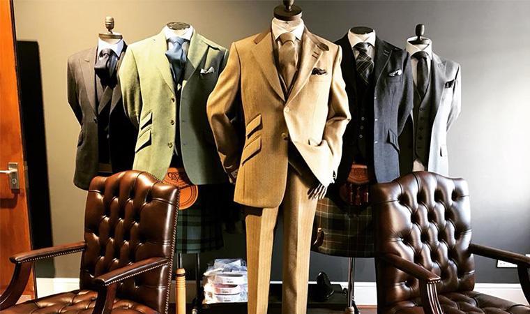 Andrew Brookes Tailoring