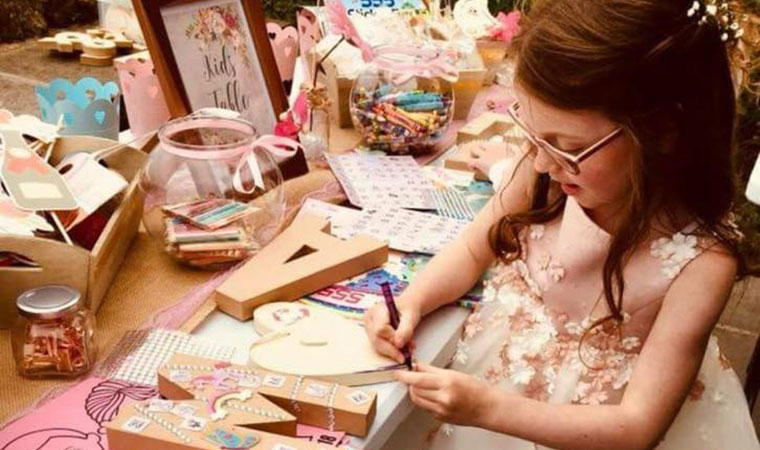 Arty Party Crafts