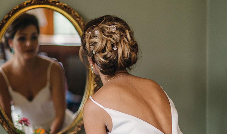 Louise Quinn Wedding Hair Stylist
